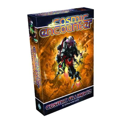 Cosmic Encounter: Cosmic Alliance-LVLUP GAMES