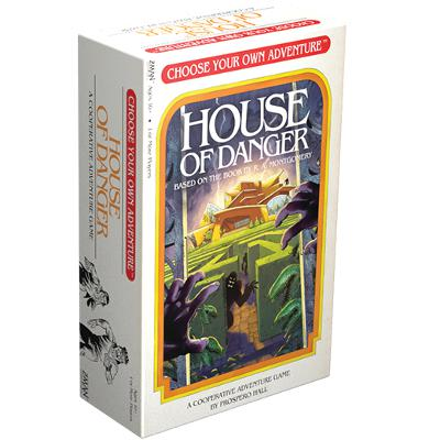 Choose Your Own Adventure: House of Danger-LVLUP GAMES