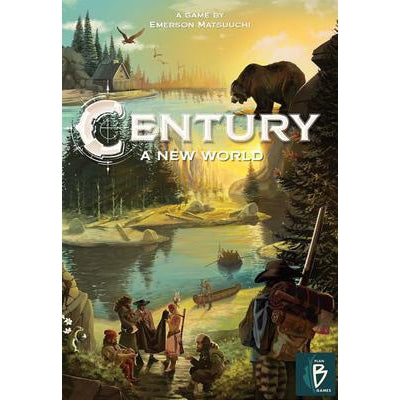 Century: A New World-LVLUP GAMES