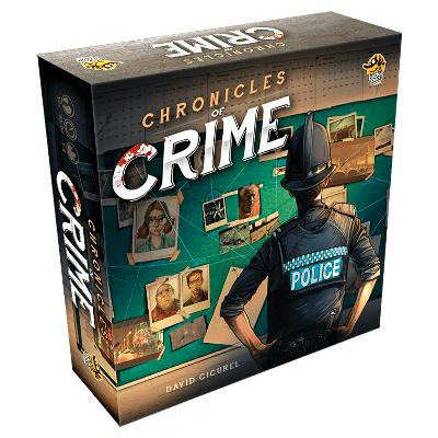 Chronicles of Crime-LVLUP GAMES