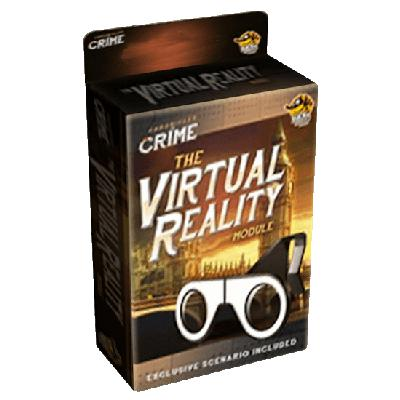 Chronicles of Crime: The VR Module-LVLUP GAMES