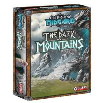 Champions of Midgard: The Dark Mountains-LVLUP GAMES