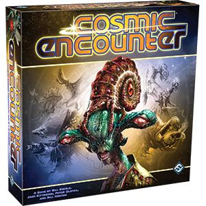 Cosmic Encounter-LVLUP GAMES
