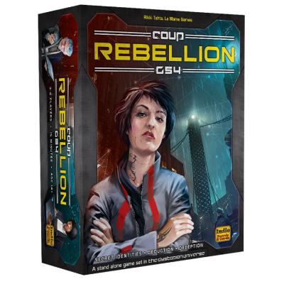 Coup: Rebellion G54-LVLUP GAMES