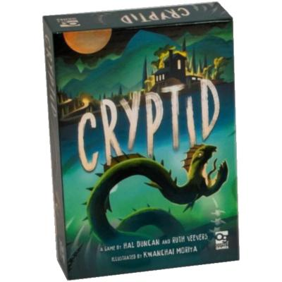 Cryptid-LVLUP GAMES