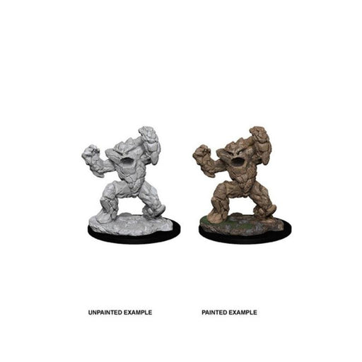 D&D Nolzur's Marvelous Miniatures:  Earth Elemental -LVLUP GAMES
