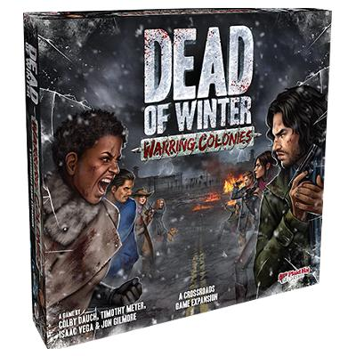 Dead of Winter: Warring Colonies-LVLUP GAMES