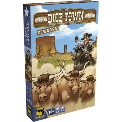 Dice Town: Cowboys-LVLUP GAMES