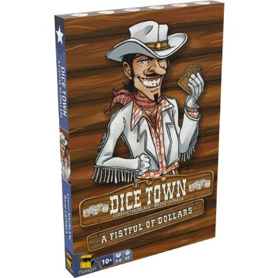 Dice Town: A Fistful of Dollars-LVLUP GAMES