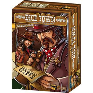 Dice Town: Wild West-LVLUP GAMES