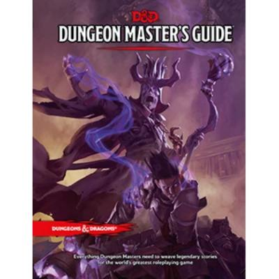 D&D (5th Edition) Dungeon Master's Guide Hardcover RPG Book-LVLUP GAMES