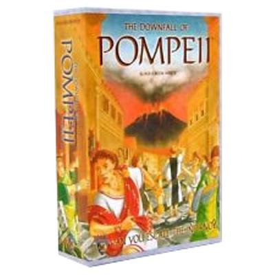 The Downfall of Pompeii-LVLUP GAMES