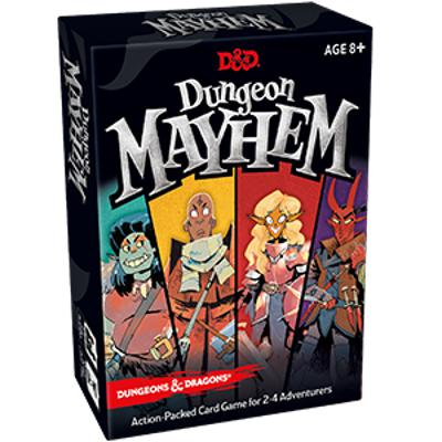 D&D Dungeon Mayhem-LVLUP GAMES