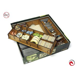 E-RAPTOR ORGANIZER COMPATIBLE WITH ARKHAM HORROR