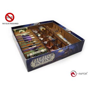 E-RAPTOR ORGANIZER COMPATIBLE WITH ELDRITCH HORROR