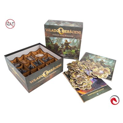 E-RAPTOR Insert: THE Lord of the Rings - JOURNEYS IN MIDDLE-EARTH