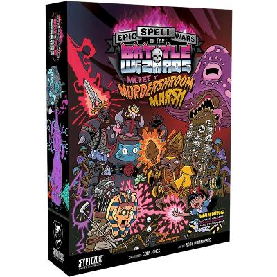 Epic Spell Wars Of The Battle Wizards: Melee at Murdershroom Marsh-LVLUP GAMES