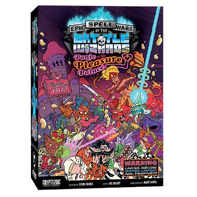 Epic Spell Wars Of The Battle Wizards: Panic at the Pleasure Palace-LVLUP GAMES