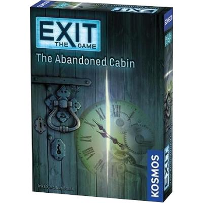EXIT: The Abandoned Cabin-LVLUP GAMES