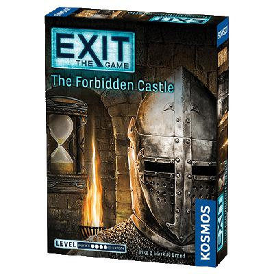 EXIT: The Forbidden Castle-LVLUP GAMES