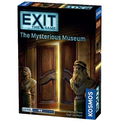 EXIT: The Mysterious Museum-LVLUP GAMES