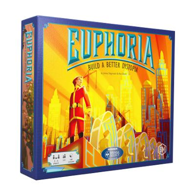 Euphoria: Build a Better Dystopia-LVLUP GAMES