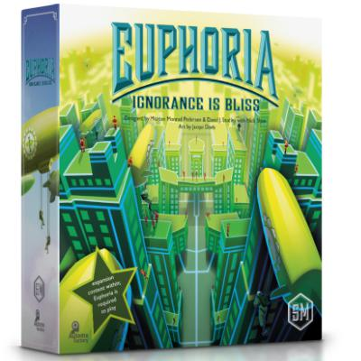 Euphoria: Ignorance is Bliss-LVLUP GAMES