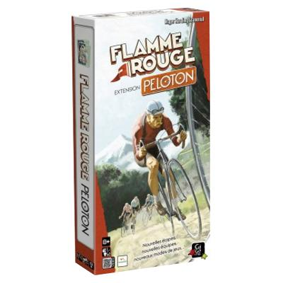 Flamme Rouge: Peloton-LVLUP GAMES