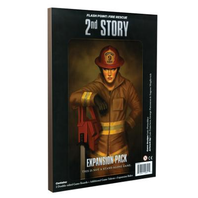 Flash Point: Fire Rescue - 2nd Story-LVLUP GAMES