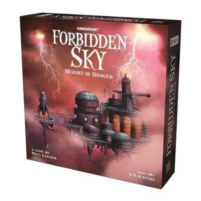 Forbidden Sky-LVLUP GAMES