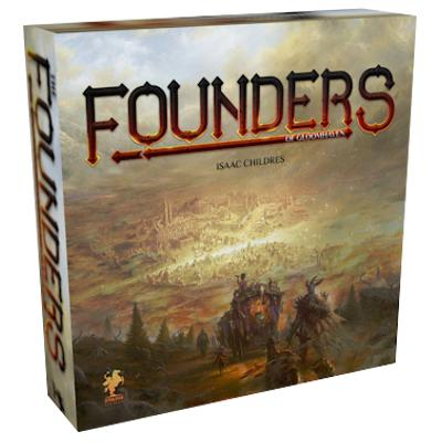 Founders of Gloomhaven-LVLUP GAMES
