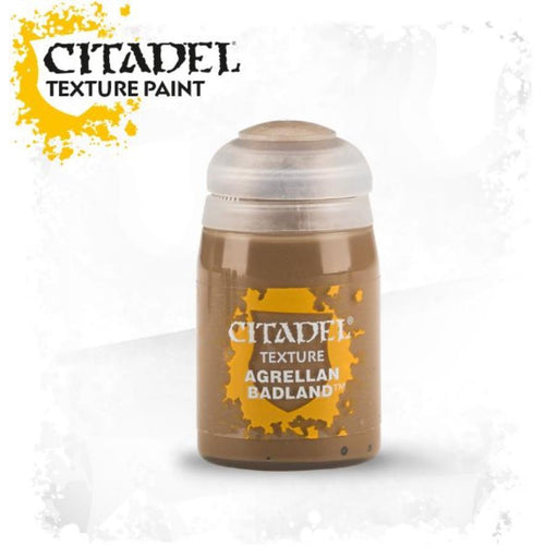 Citadel Paint: Texture - Agrellan Badland (24 ml)-LVLUP GAMES