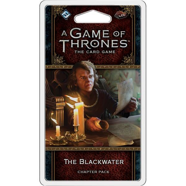 A Game of Thrones LCG (Second Edition): The Black Water-LVLUP GAMES