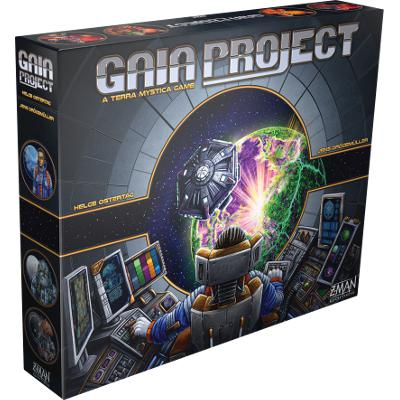 Gaia Project-LVLUP GAMES