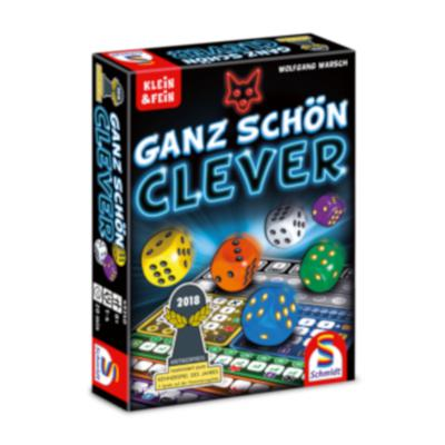 Ganz Schön Clever (That's Pretty Clever)-LVLUP GAMES