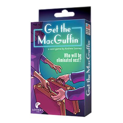 Get the MacGuffin-LVLUP GAMES