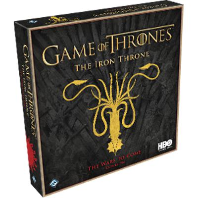 Game of Thrones: The Iron Throne - The Wars to Come-LVLUP GAMES