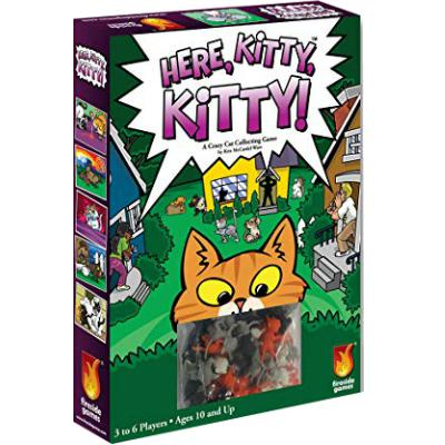 Here, Kitty, Kitty!-LVLUP GAMES