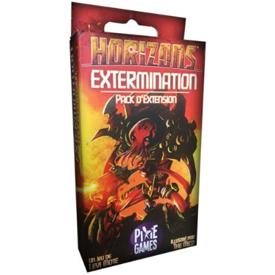 Horizons: Extermination-LVLUP GAMES