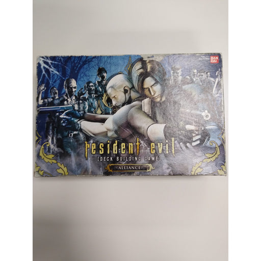 REROLL | Resident Evil: Card Game [$20.00]-LVLUP GAMES