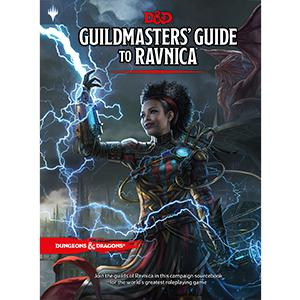 D&D (5th Edition) Guildmasters' Guide to Ravnica Hardcover RPG Book-LVLUP GAMES