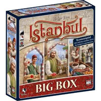 Istanbul: Big Box-LVLUP GAMES