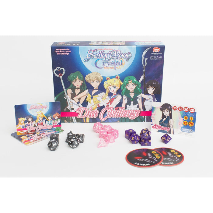 Sailor Moon Crystal: Dice Challenge Season III-LVLUP GAMES