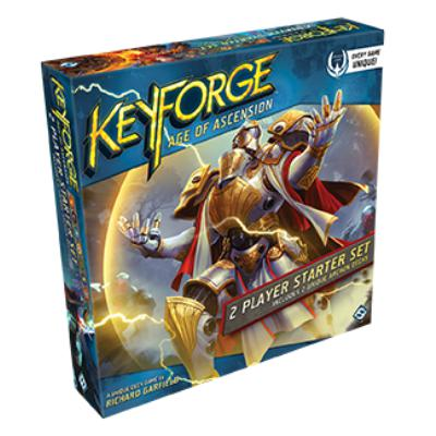 KeyForge: Age of Ascension - 2-Player Starter Set-LVLUP GAMES
