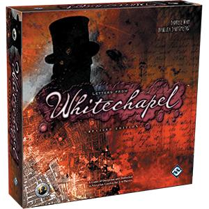 Letters from Whitechapel-LVLUP GAMES