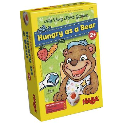 My First Games: Hungry as a Bear-LVLUP GAMES