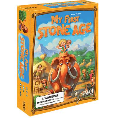 My First: Stone Age-LVLUP GAMES