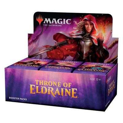 Magic the Gathering: Throne of Eldraine - Booster Pack-Booster Box-LVLUP GAMES