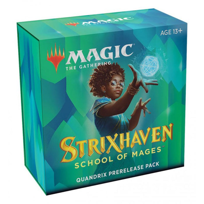 Magic the Gathering: Strixhaven: School of Mages - Quandrix Pre-Release Pack