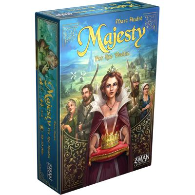 Majesty: For the Realm-LVLUP GAMES
